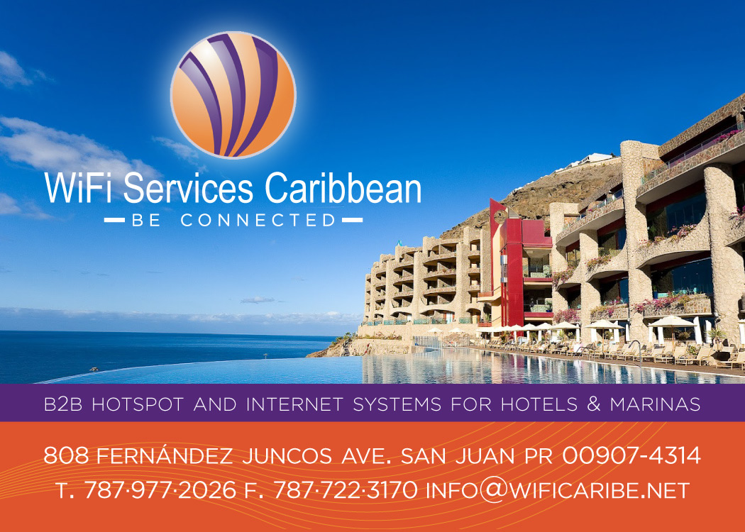 B2B Hotspot and Internet systems for Hotels and Marinas